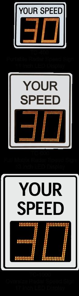 Driver Feedback Signs