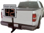 Radar speed sign bundles |Radar on the Go trailer hitch