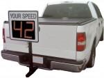 Radar speed sign bundles |Radar on the Go trailer hitch