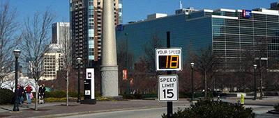 Traffic Calming applications- Municipal