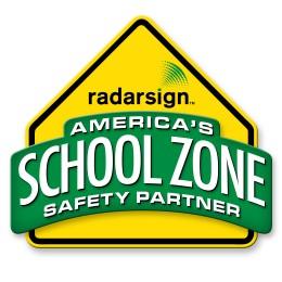 Flashing School Zone Signs Radarsign