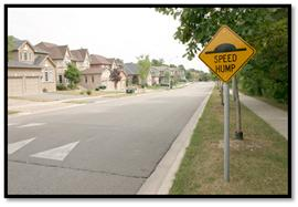 Speed humps are being rejected around the world, replaced with driver feedback signs from Radarsign™
