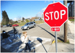 Multi-Way Stop Signs Do Not Control Speed