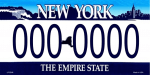 RS new release license plate