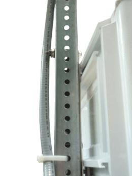 Hardware Mounting Options- Radarsign Flat Bracket Mounting Set