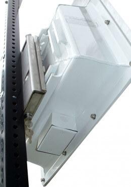 Hardware Mounting Options-  Locking Pole Mount Bracket