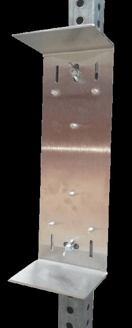 Hardware Mounting Options- Radarsign TC-400-GoBracket