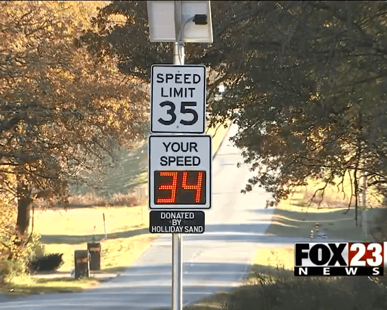 Reference Guide to Grant Funding for Radar Speed Signs